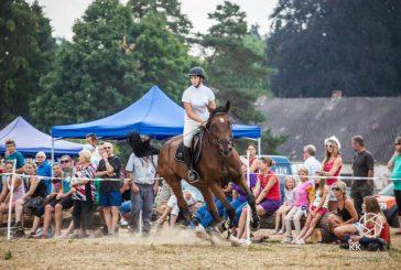 5. Den s koňmi na zámku
