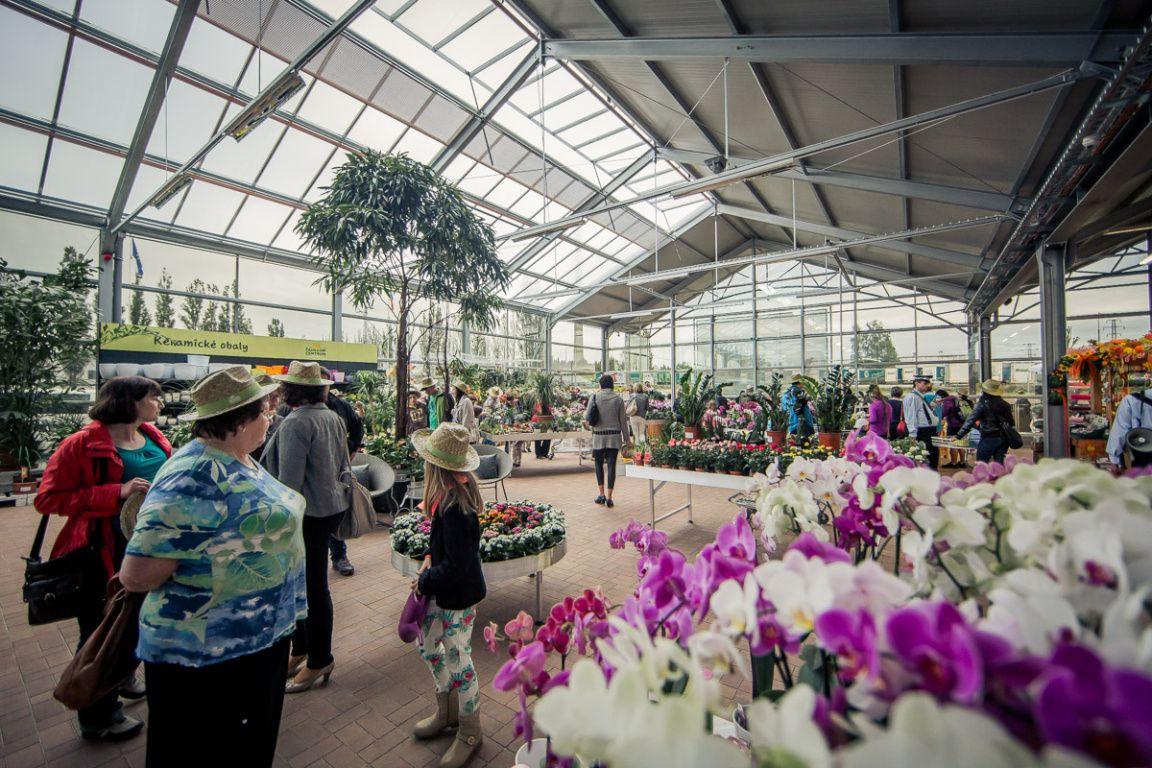 Zahradní centrum otevřelo v pátek své brány