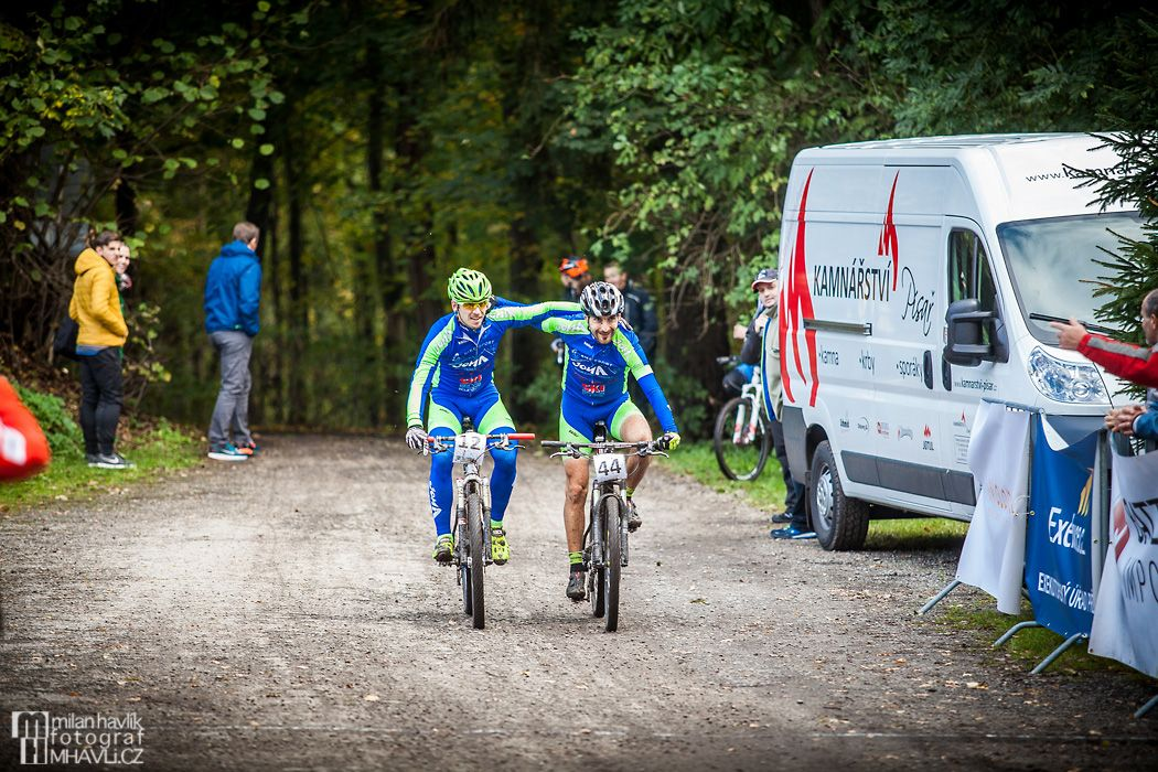 Fotil Milan Havlík: Velká cena Jindřichova Hradce v cyklokrosu