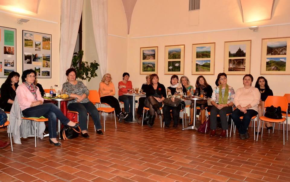 Fotogalerie: Večer pro ženy ve FotoCafé