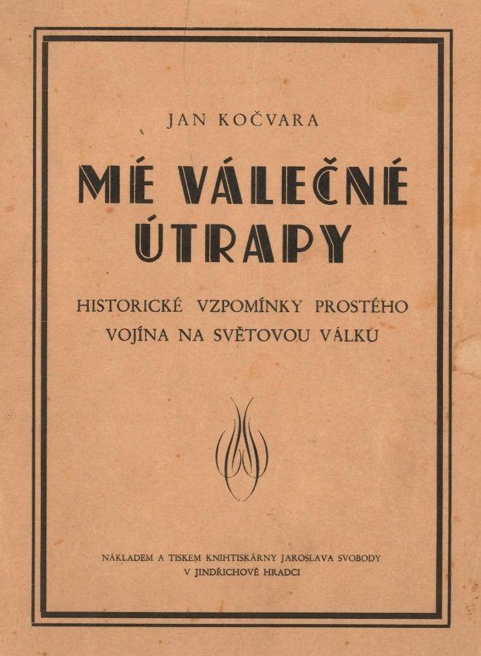 Velká válka ve sbírce Muzea Jindřichohradecka #9