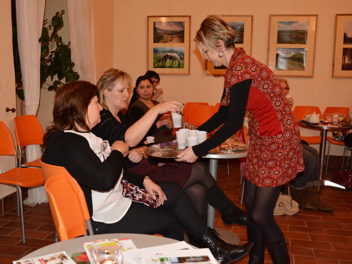 Fotila Eva Tunklová: Prosincový večer pro ženy ve FotoCafé