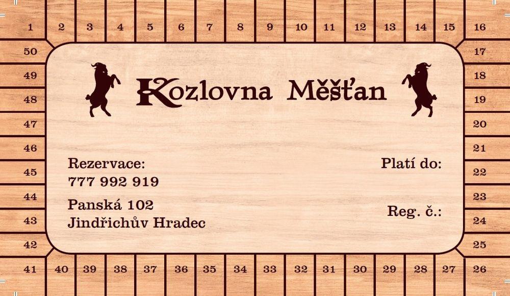 Pivenka v Kozlovně jako netradiční dárek