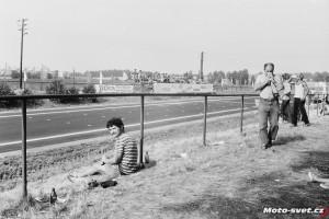 prostor startu 1983, archiv Svoboda