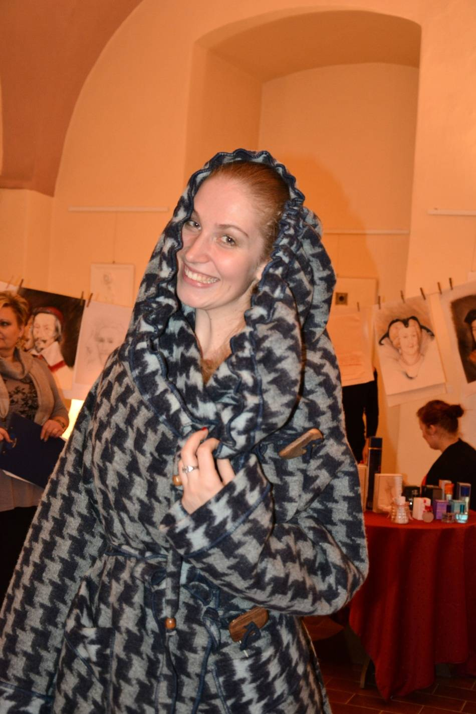 Fotila Eva Tunklová: Únorový večer pro ženy