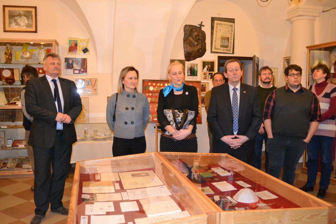 Město se připojilo k mezinárodnímu projektu Rákóczi - Evropská kulturní stezka