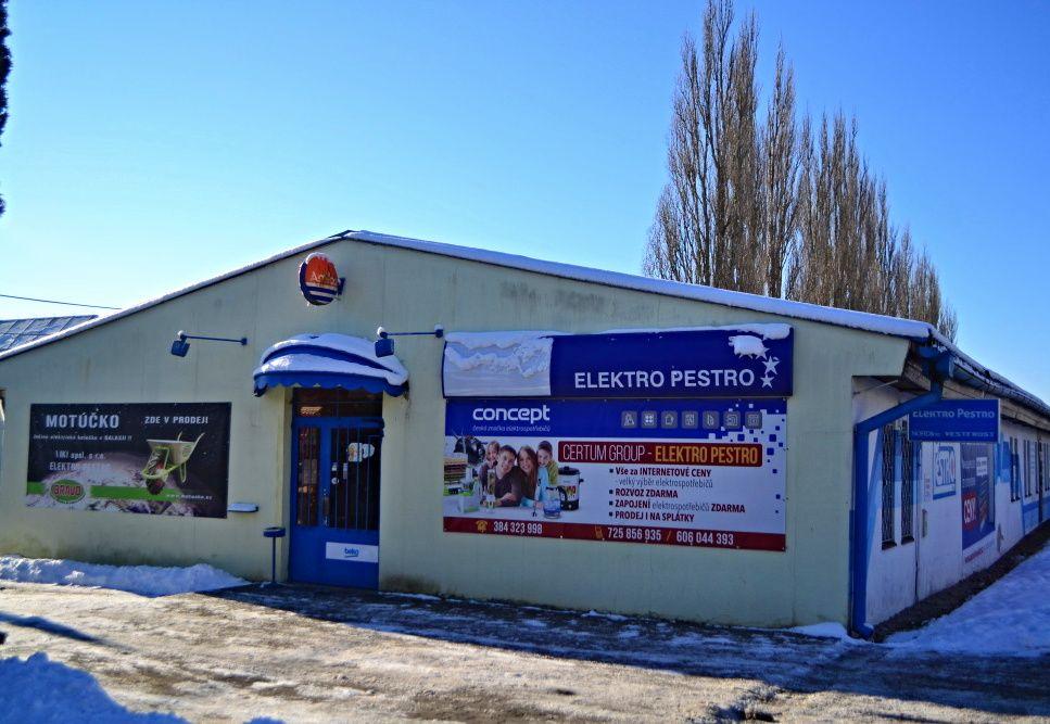 ELEKTRO PESTRO - elektro s dlouholetou tradicí