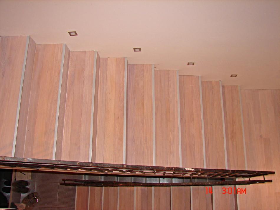 renovace schodů-bílý dub