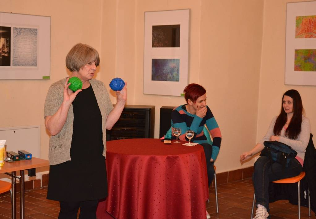 Fotogalerie: Březnový večer pro ženy