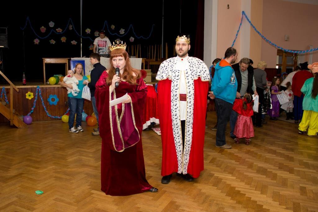 Karneval Budíškovice 2016 - 002
