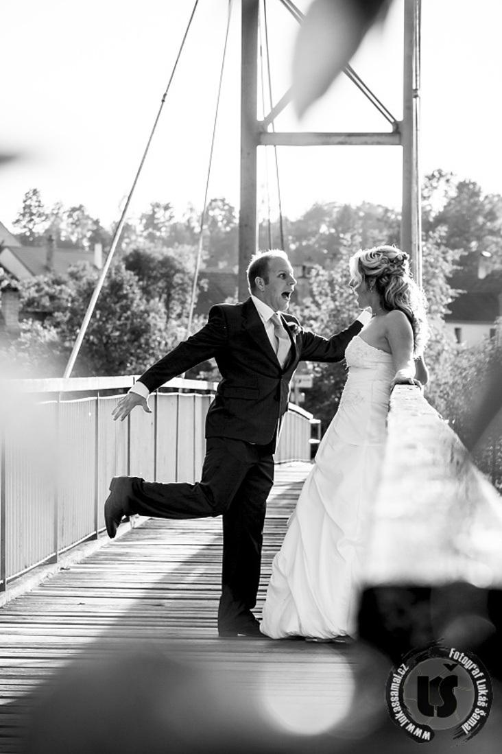 Lukáš Šamal: Svatební fotografie