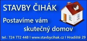 Stavby Čihák