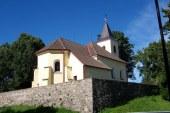 Kostel sv. Bartoloměje ve Stranné (Z historie Žirovnice #2)