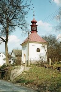 Kaple a kostely na Žirovnicku