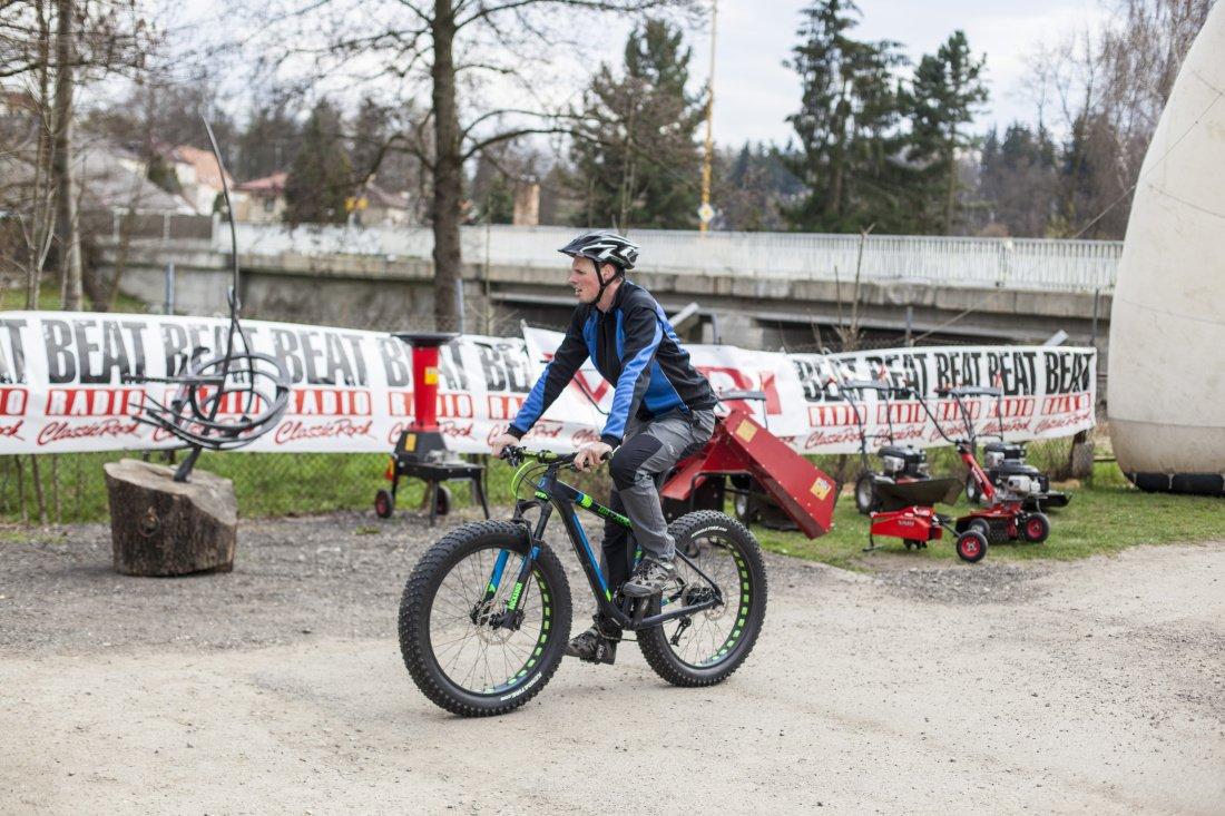 Fotil Martin Kozák: Promo akce Husqvarna a Bike Sport JOMA 2016