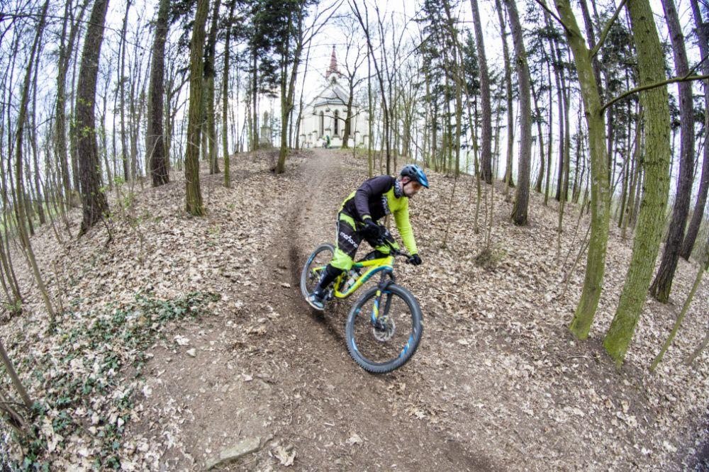 Fotil Martin: Testování kol Scott s Bike Sport JOMA