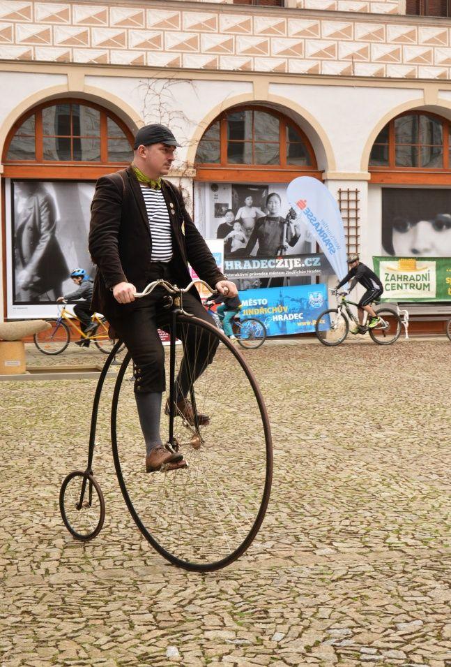 Veselá jarní cyklovyjížďka se povedla - Foto: Eva Tunklová