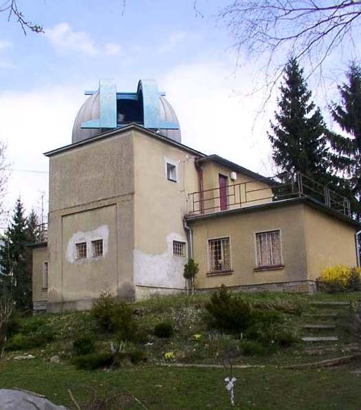 Hvězdárna Františka Nušla