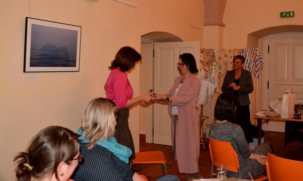 Fotogalerie: Květnový večer pro ženy