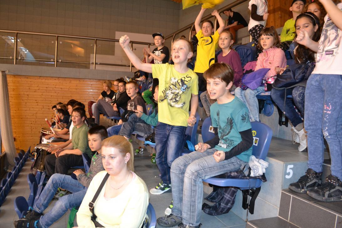 Republikové finále Sportovní ligy základních škol v basketbalu