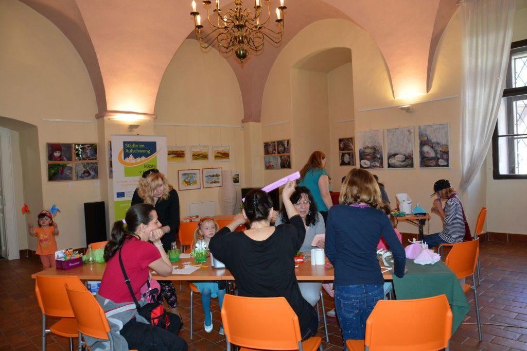 Fotila Eva Tunklová: Jarní dílnička a Science Café