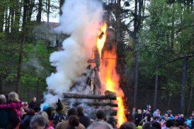 Také letošní pálení čarodějnic bude mít nabitý program