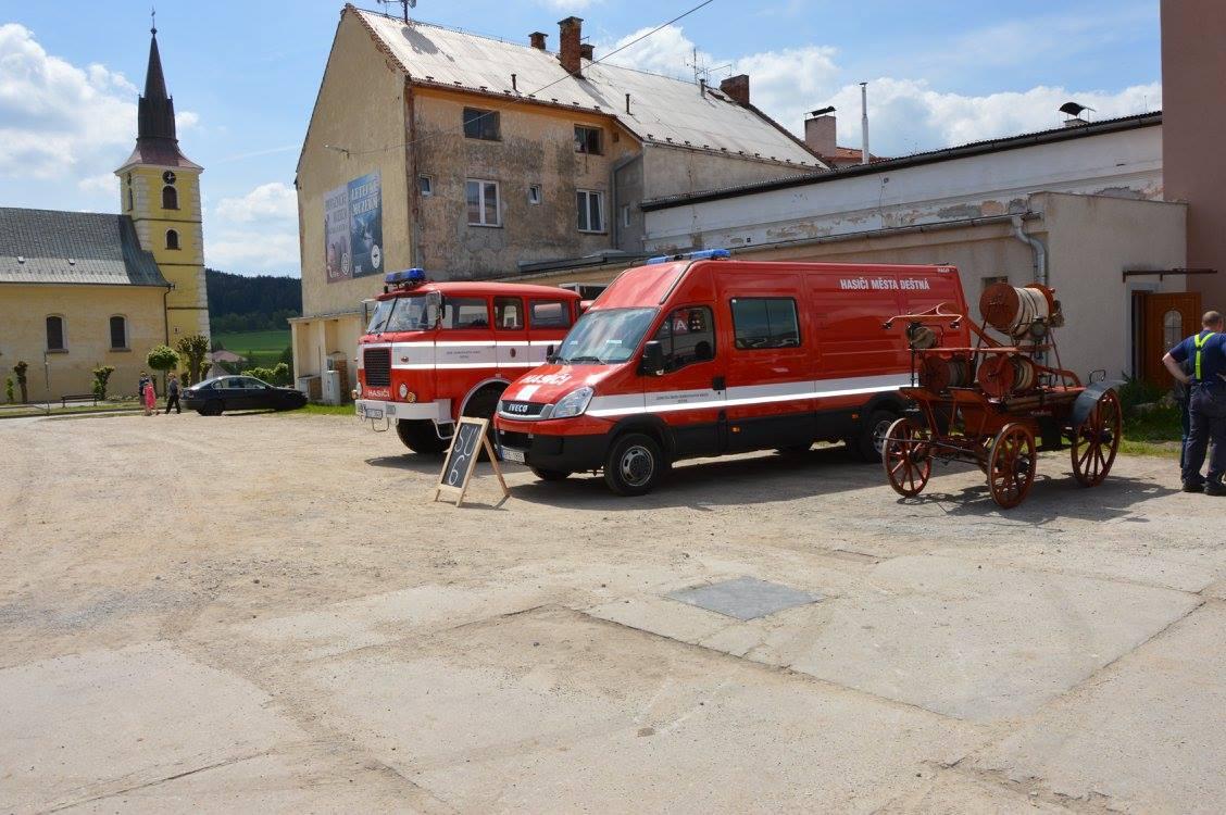 Fotogalerie: Slavnostní zahájení sezony deštenských muzeí