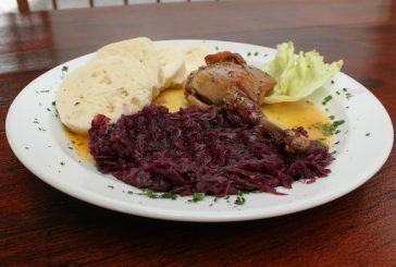 """,,Česká klasika"""" v restauraci Bílá paní"""