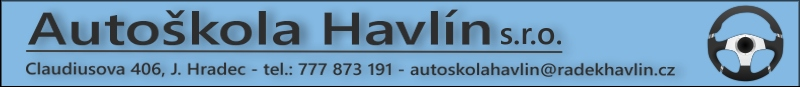 Autoškola Havlín