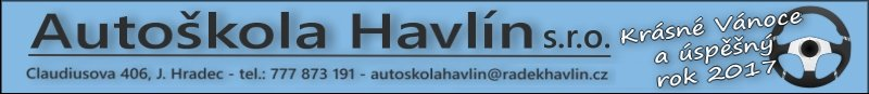 Autoškola Havlín TOP