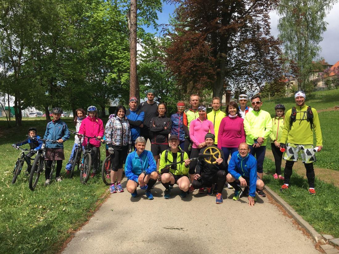 Jindřichohradecký půlmaratón je během pro každého