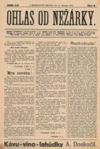 Jindřichův Hradec a první světová válka
