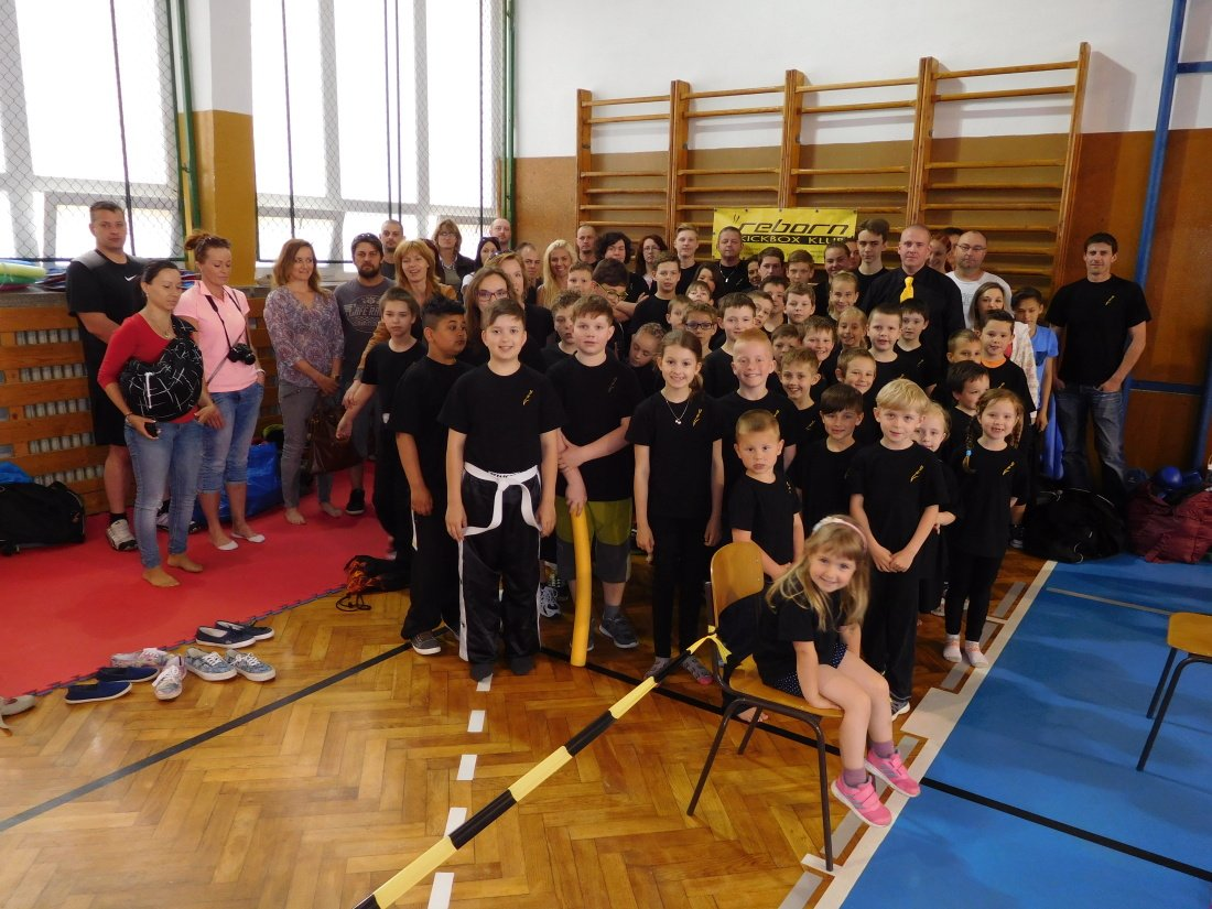 Kickbox Klub Reborn pořádal turnaj v Jihlavě