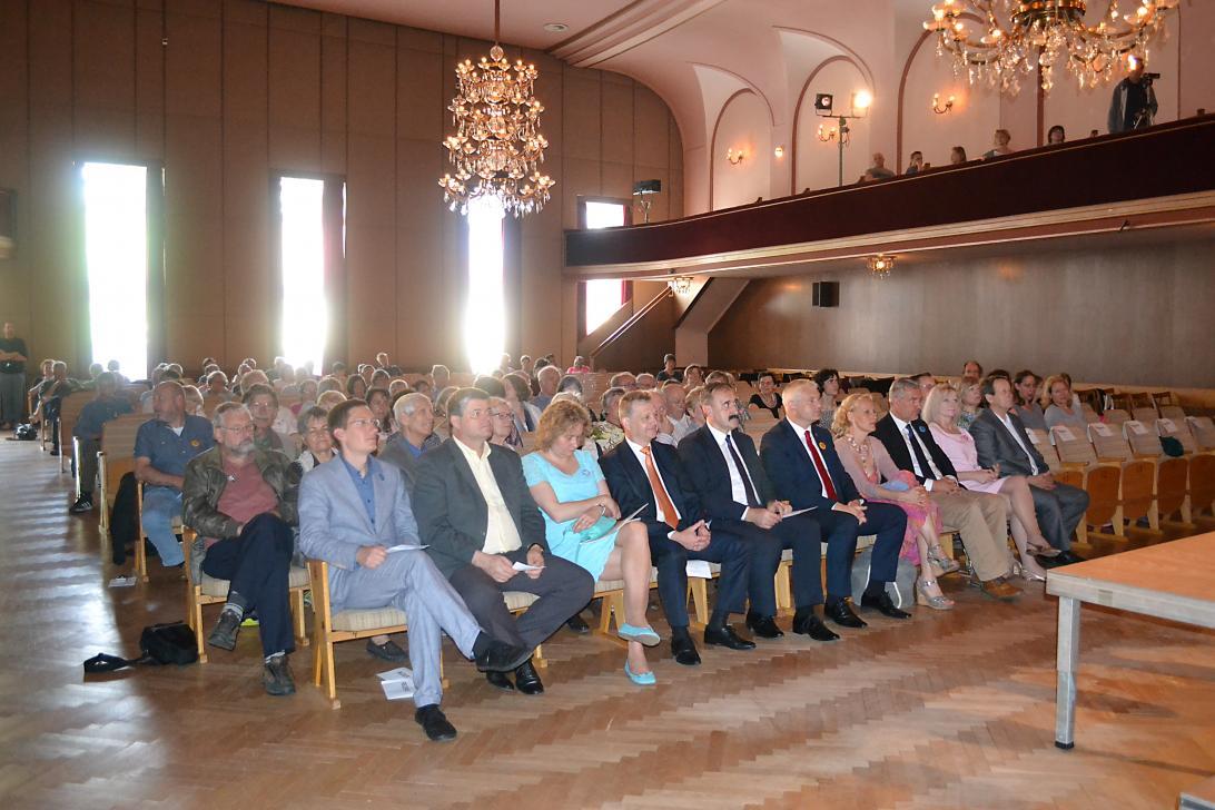 Jindřichův Hradec oslavil 20 let s Neckargemündem
