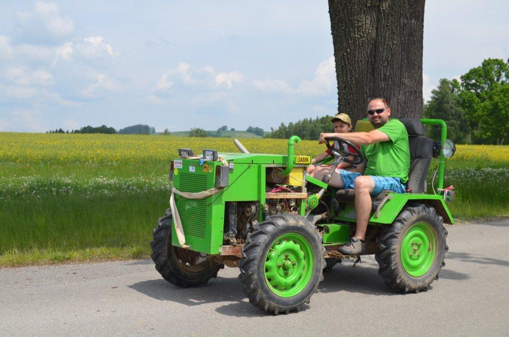 Fotogalerie: 7. ročník Radouňské traktoriády