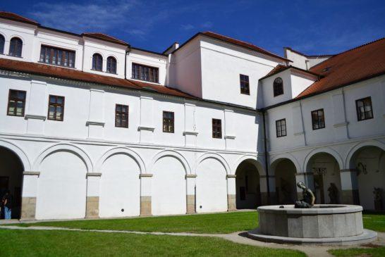 Jezuitský seminář - Muzeum Jindřichohradecka