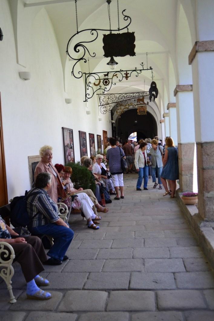 Fotogalerie: Vernisáž výstavy Zdeňky Skořepové