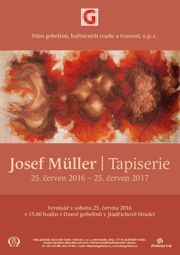 Osobnosti: Josef Müller- Život plný vláken