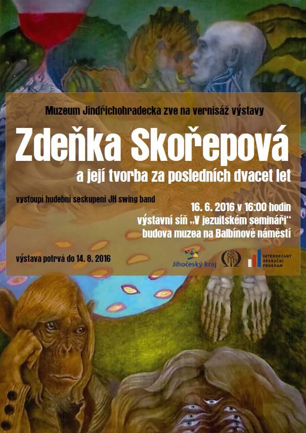 Zdeňka Skořepová a její tvorba za posledních dvacet let