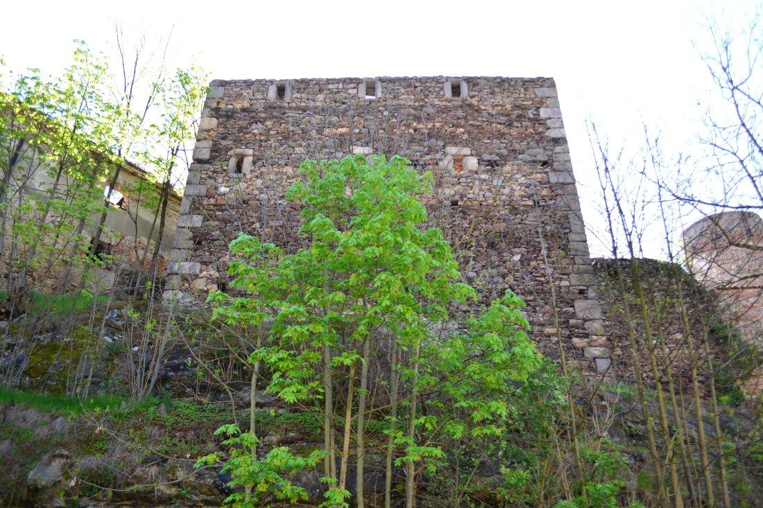Městské hradby v Jindřichově Hradci