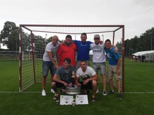 PP Cup 02072016 - Roztrhtrenky N. Bystřice - 3. místo