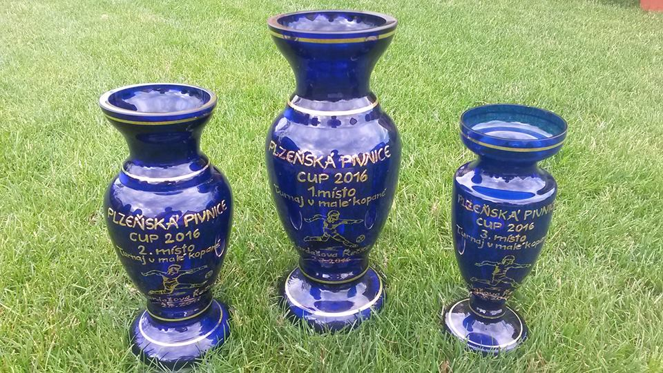 PP Cup 02072016 - poháry