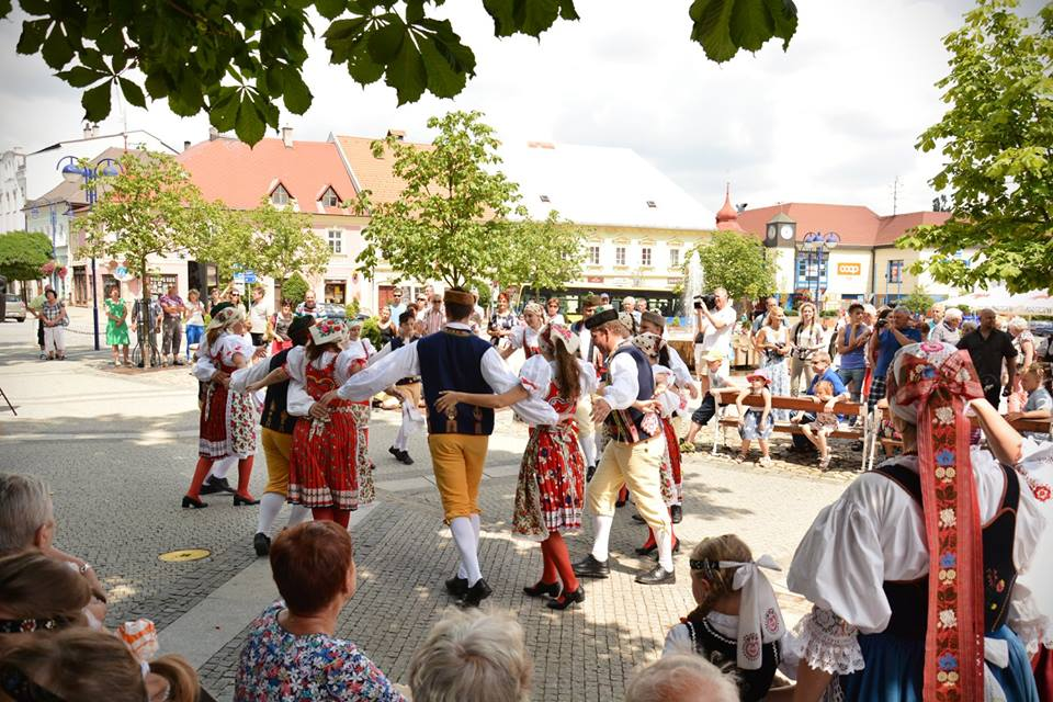 Fotogalerie: Folklorní festival jihočeských souborů