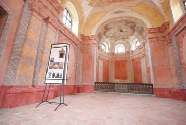 Prohlídky hřbitovní kaple sv. Kříže ve Slavonicích