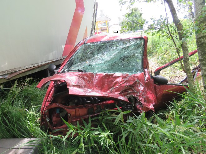 Policie ČR: Tragické nehody a loupežné přepadení herny