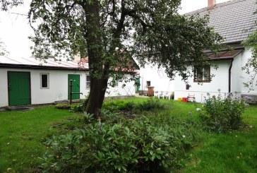 Prodej rodinného domu 4 + 1 se zahradou v Nové Bystřici