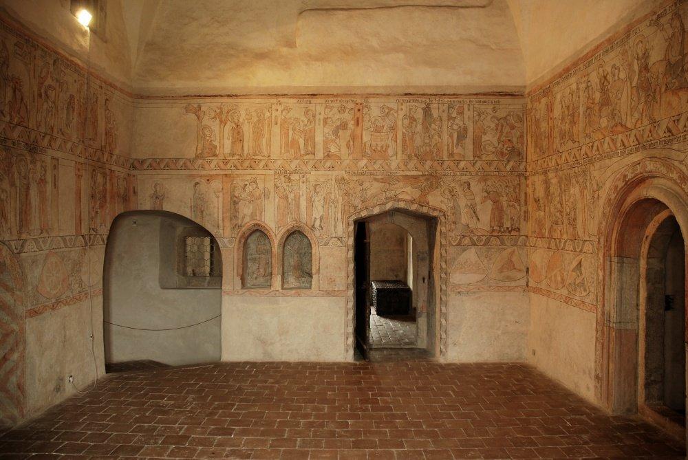 gotický palác jh - legenda celek 1
