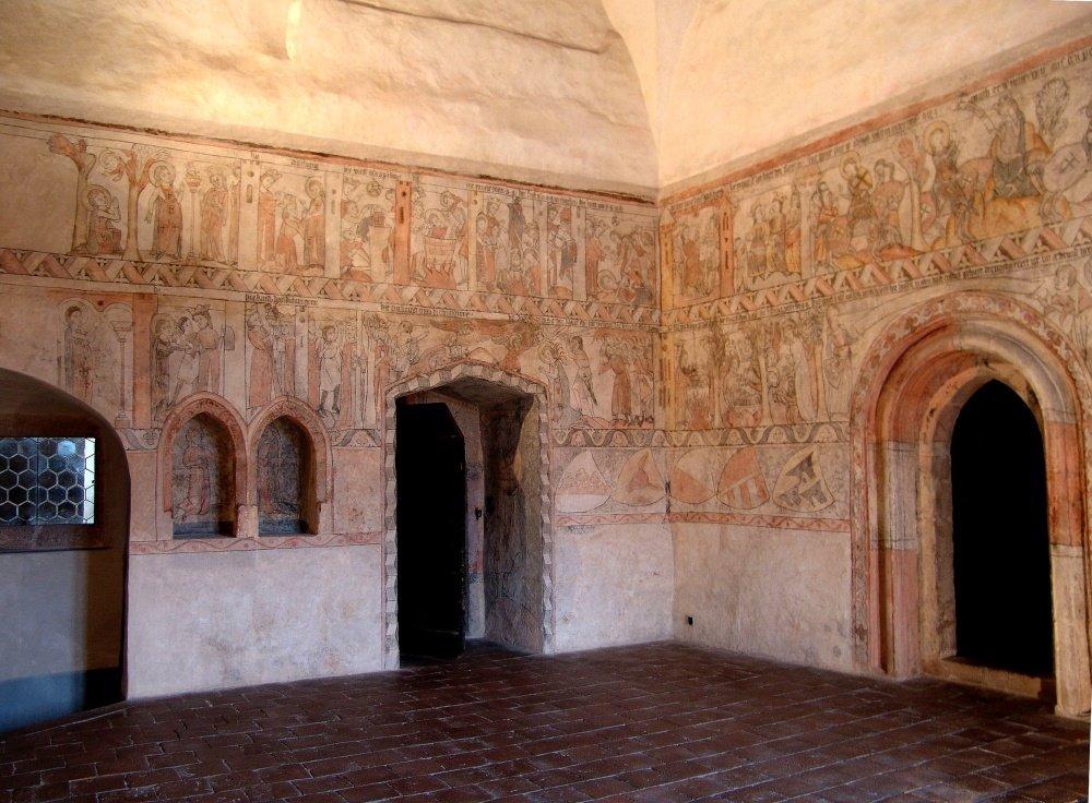 gotický palác jh - legenda celek 2