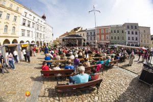 Fotil Martin: Svatováclavské slavnosti v Jindřichově Hradci