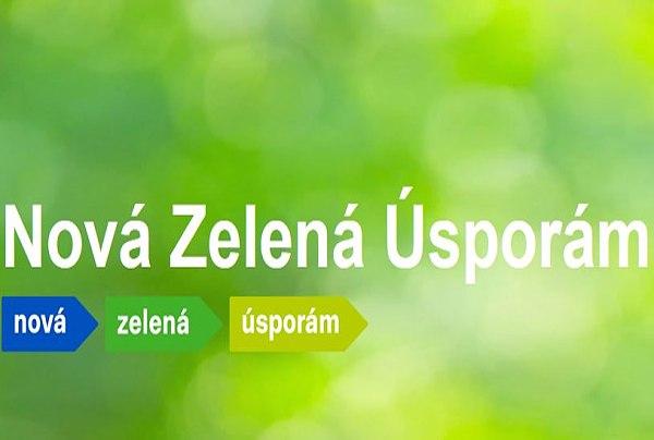 Přijďte na seminář Nová zelená úsporám